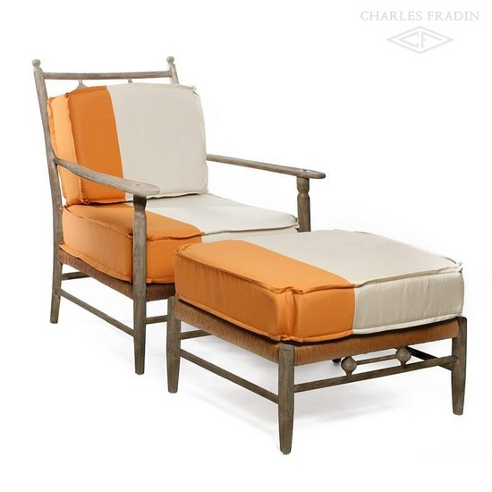 Newport Rush Outdoor Lounge Chair