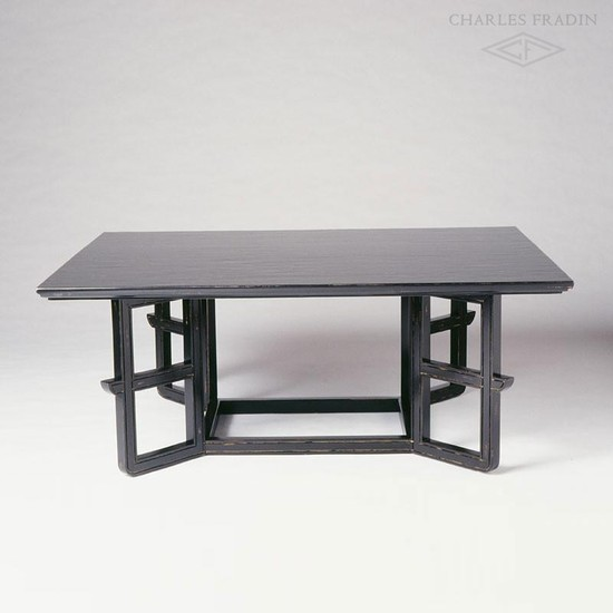 Charles fradin for Next home coffee table